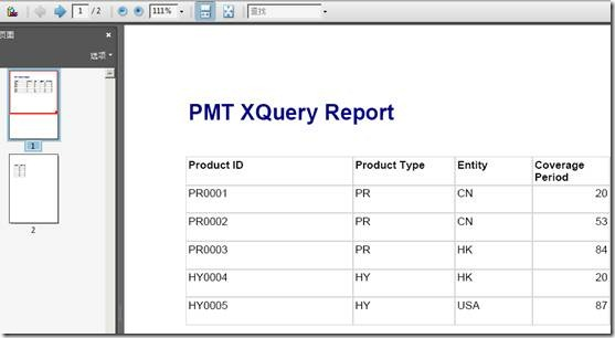 Introduction To SharePoint XQuery Reporting Solution
