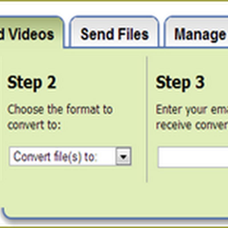 3 เวบไซต์ให้บริการ Download และแปลงไฟล์ วีดีโอจาก Youtube ฟรี