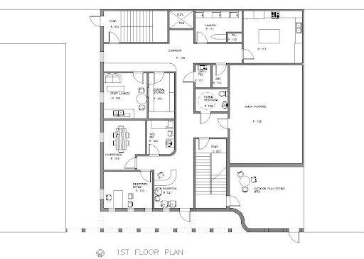 3 Autocad Floor Plan Symbols - Cathegory map