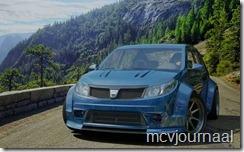Dacia Sandero 2013 tuning 07