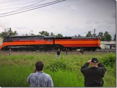 IMG_6301 Southern Pacific #4449 at Peninsula Jct on May 12, 2007