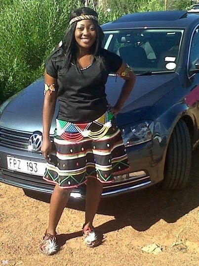 Thread: Traditional Attires South Africa 2014