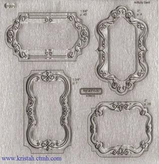 artfully sent_curlicue frames