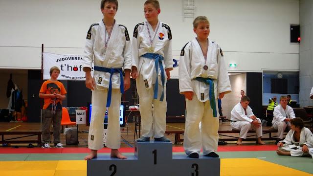 Poule 13, 1e Fabian Kiontke, 2e Jesse Haverkotte en 3e Sjors IJpelaar .JPG