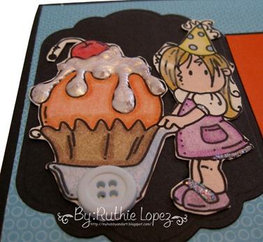 Bugaboo stamps - Brat Cupcake wag - 613 Avenue Create 3