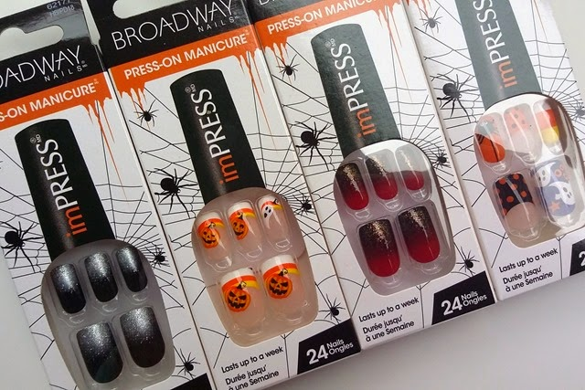 Broadway Nails Press On Manicures Halloween