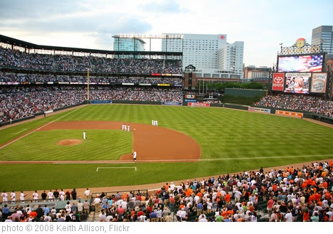 'Camden Yards' photo (c) 2008, Keith Allison - license: https://creativecommons.org/licenses/by-sa/2.0/