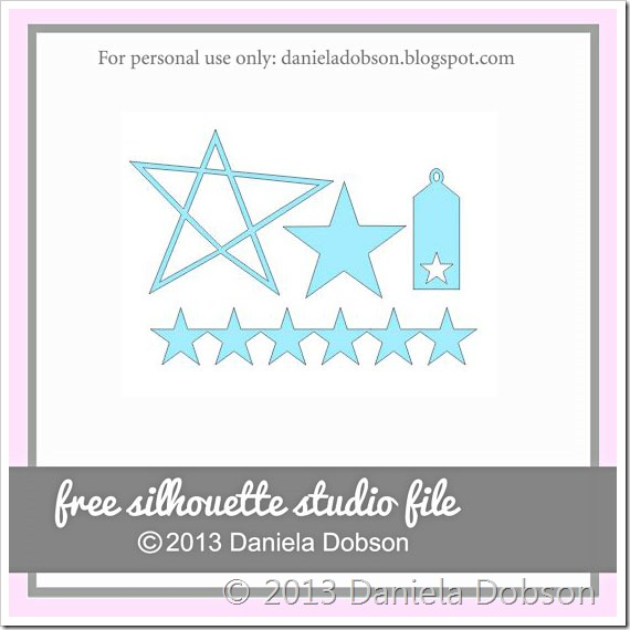Stars by Daniela Dobson