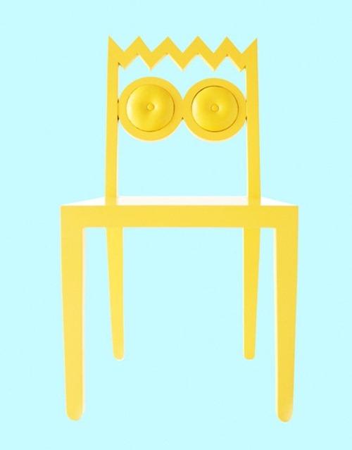 Cadeiras Simpon 06