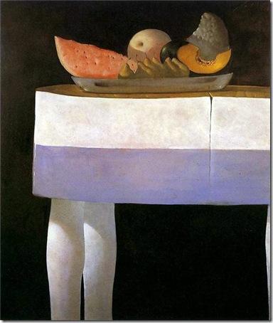 Julio Larraz -Magic Eye. 1982