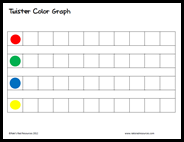 Use Twister to Teach Graphing - Free
