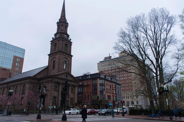 viajando para os eua boston