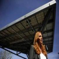 Erin Geegan, CEO de Zam Energy, una de las ganadoras de la iniciativa Winning the Future