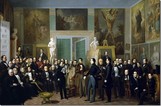 Antonio Maria Esquivel y Suarez de Urbina (1846) - Los poetas contemporáneos