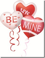 be mine balloons