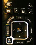 XBMC Remote Setup with irxevent