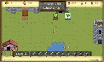 Screenshot of Lord Paravia Medieval Castle