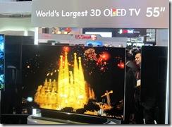 tv de OLED