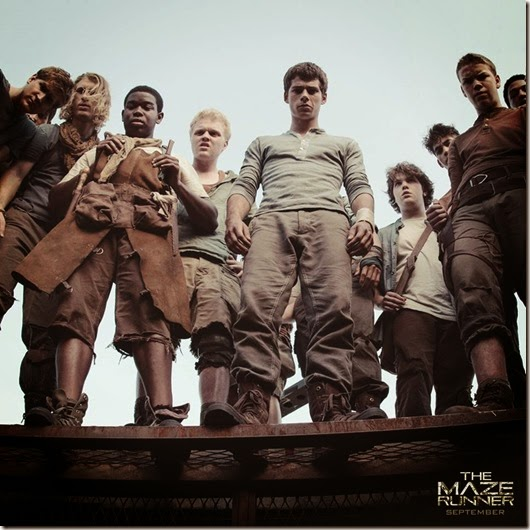 the maze runner_