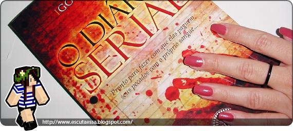 unhas e livros - o diário serial01