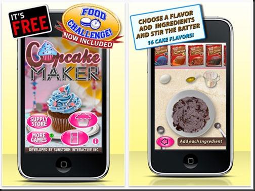 CupcakeMaker-free