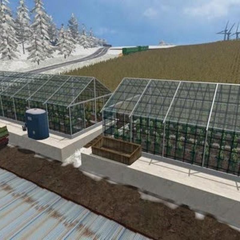 Farming simulator 2015 - Vegetable growing v 2.2