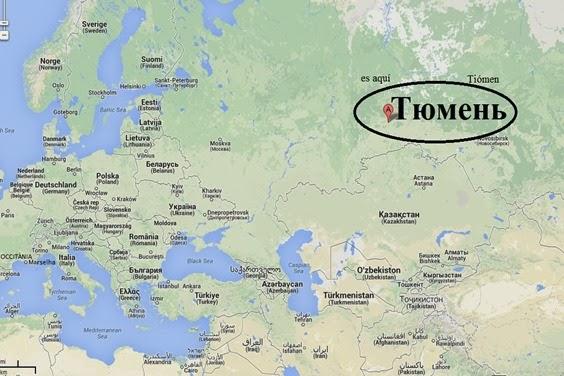 Tiómen Rússia 3
