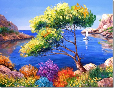 Jean-Marc_Janiaczyk_Art_Painting_calanques