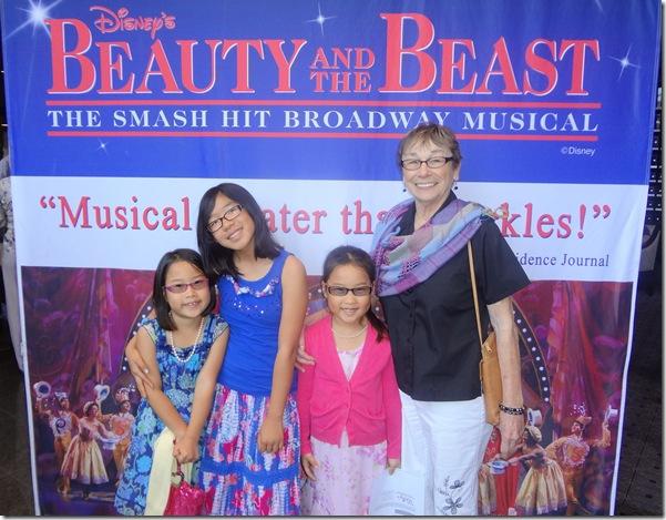 Beauty & the Beast 001A