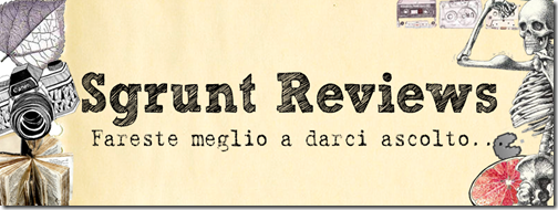 Immagine di Sgrunt Reviews, il blog