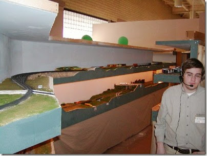 14 Society of Model Engineers at TrainTime 2003 2