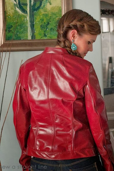 Leather Lessons Sew a Straight Line-2-4