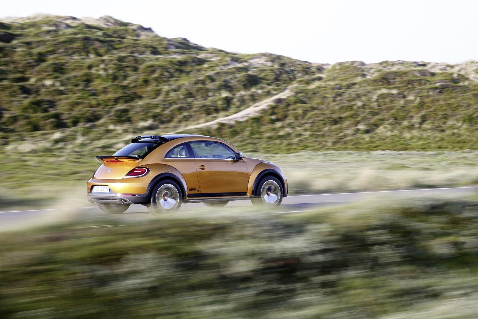 Volkswagen Dune Concept 2014