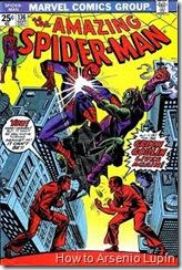 The amazing spider-man #136 y #137, si hay un Green Goblin que en realidad fue peligroso, fue el segundo, Harry Osborn se pone la piel verde y se convertira en uno de los mas peligrosos villanos de spidey.