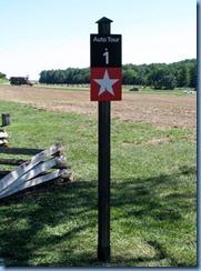 2427 Pennsylvania - Gettysburg, PA - Gettysburg National Military Park Auto Tour - Stop 1 McPherson Ridge