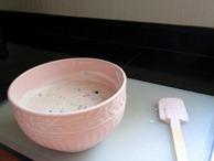 Coconut Pinkcherry Frozen Yogurt