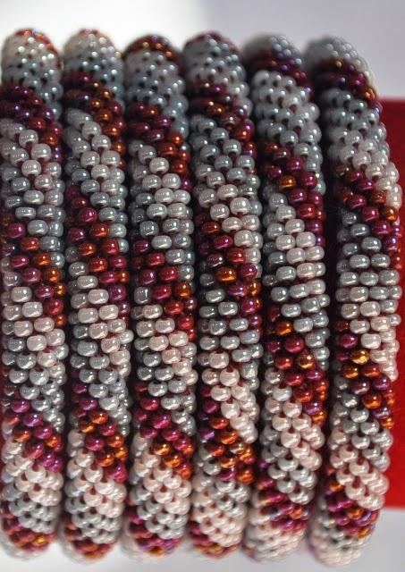 Rollover Bracelet Red Series