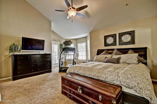 """Immaculate and upgrades throughout!! Under counter lights, plantation shutters and restoration hardware drapes, surround sound inside and outside, and in ground safe make this house loaded with all the luxuries!! <br /><br />Shop the """"Real Time MLS 24/7"""" www.LeaganRealty.com <br />Call/Text at 480-766-2115<br /><br />Granite throughout all bathrooms and kitchen. Travertine throughout the house as well as detailed listelles around fireplace and beautiful mosaic in foyer. Upgraded energy efficient skylights make this house light and bright. Gorgeous Pebble tech pool and jacuzzi with brand new variable speed pump. A beautiful rock fountain is surrounded by a landscaped desert back yard, which provides for minimal monthly upkeep. Laguna school is rated 10. A MUST SEE!! HOA Fee INCLUDES Front Yard Landscaping! Listing courtesy of Realty Executives.<br /><br />#AncalaScottsdale, #ScottsdaleRealEstate, #ScottsdaleHomesForSale #phoenixRealEstate"""
