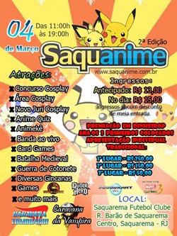 Saquanime - Março 2012