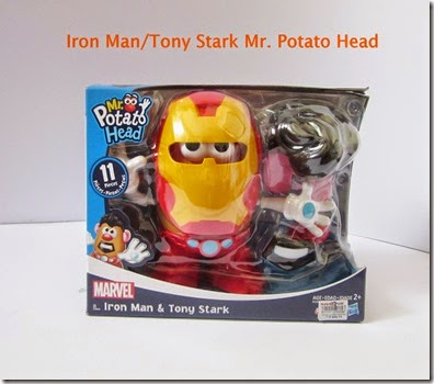 iron man mr. potato head