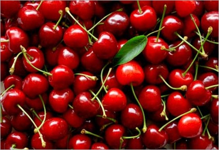 cerezas-frutos-Cherries