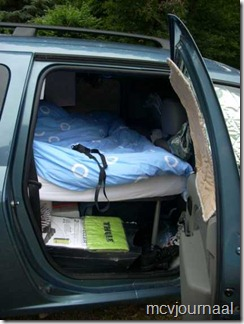 Dacia Logan MCV Camper 10