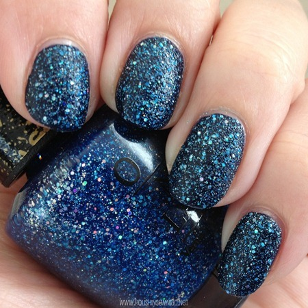 OPI Get Your Number (over a navy creme) 2_thumb[3]