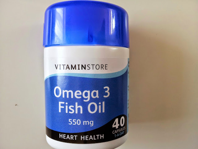 Food supplements for a healthier you vogue by maya for Fish oil for heart