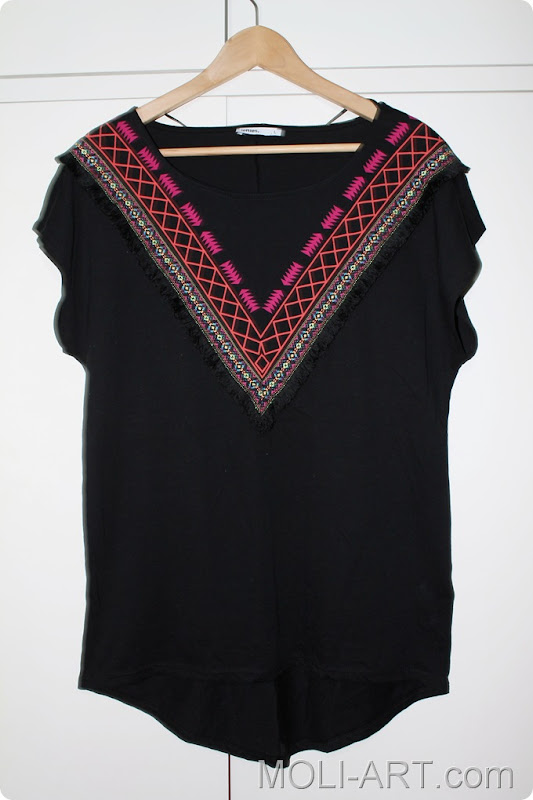 camiseta-tribal-etnica-lefties-negra