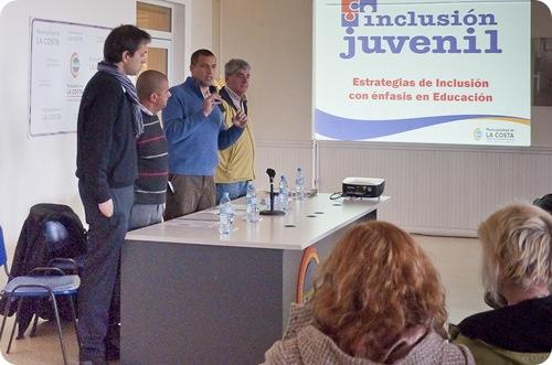 Juan Pablo de Jesús presentó programas de inclusión con énfasis en educación