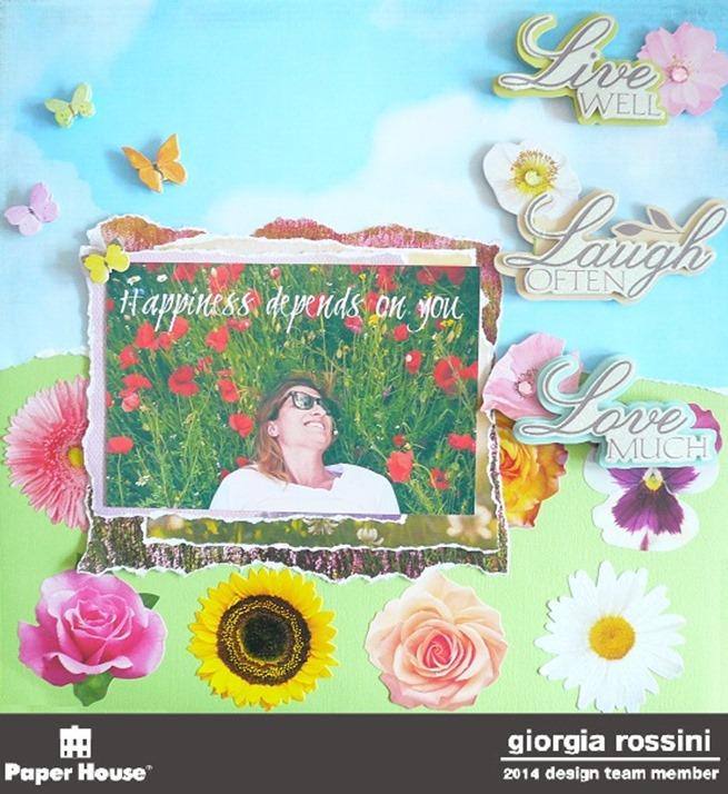 Giorgia Rossini for Paper House