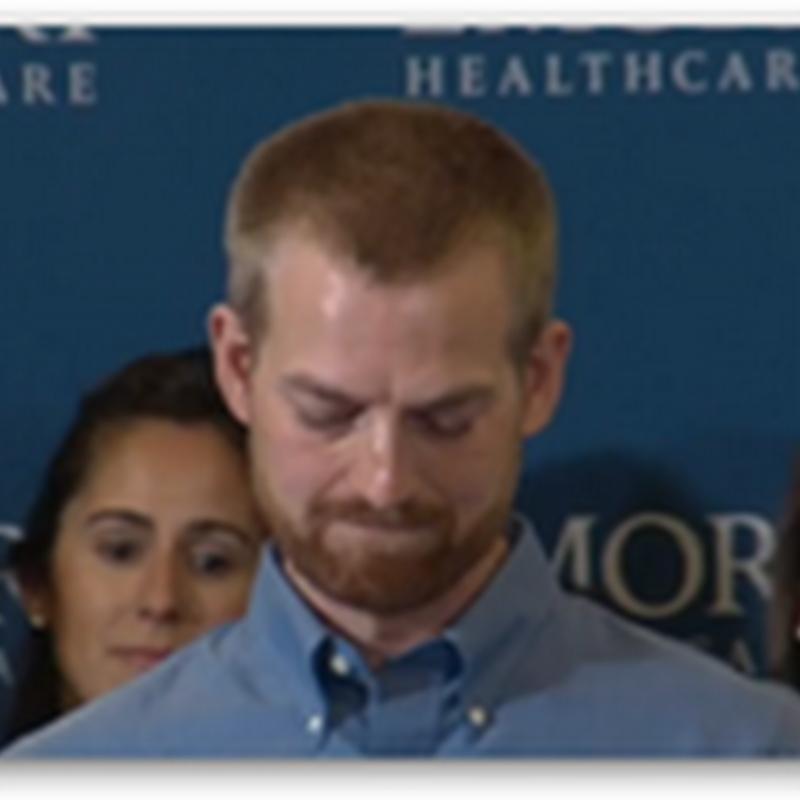Dr. Kent Brantly Leaves Emory Hospital, Cured of Ebola Virus