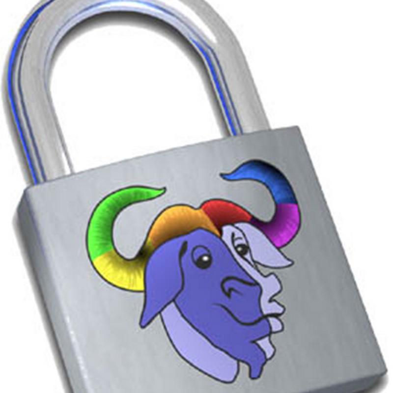 Guida a GNUGP: come generare una nuova coppia di chiavi.