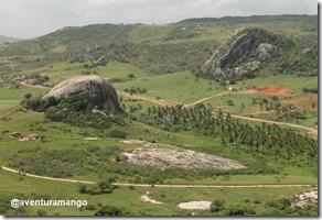Pedra do RN vista da Pedra do Lagarto